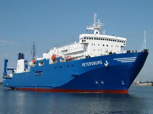 Эстония арестовала российское судно