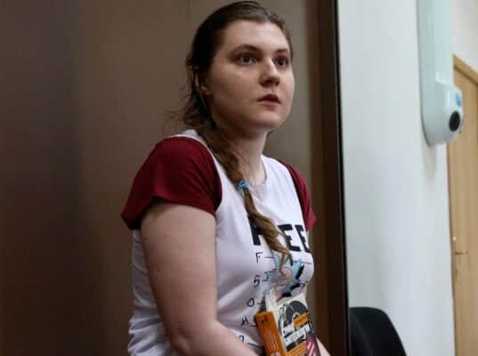 Суд отпустил под домашний арест фигурантку дела «Нового величия» Анну Павликову