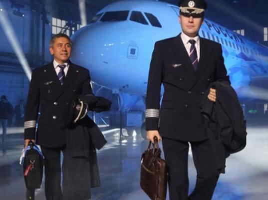 Авиакомпания «Россия» впервые начала набор иностранных пилотов
