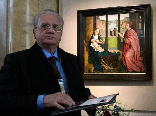Михаил Пиотровский о ввозе выставок в Россию: «Мы вынуждены мобилизовать всех от администрации президента до Госдумы»
