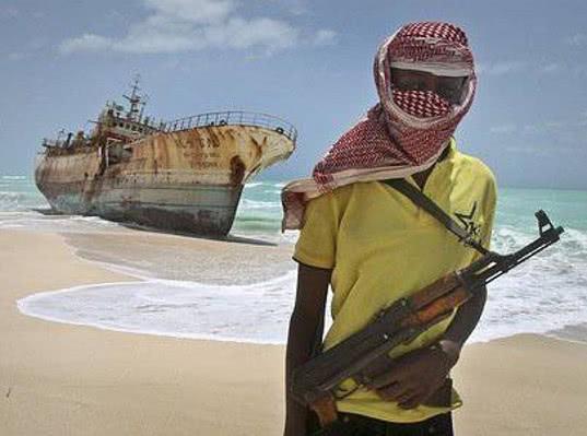 Морские пираты активизировались в 2018 году - Логистика