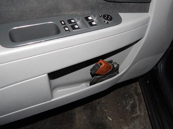 Сотрудниками Северо-Осетинской таможни обнаружено оружие в задержанном автомобиле - Криминал