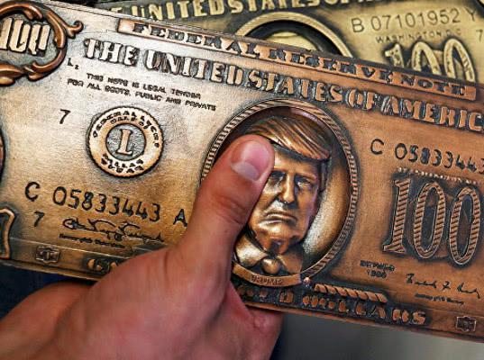 Зарубежные кредиторы отвернулись от госдолга США - Обзор прессы