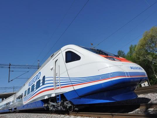 Минфин предложил обнулить НДС на перевозки пассажиров высокоскоростным ж/д транспортом