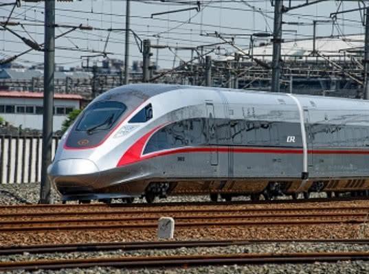 В Китае устроили гонки на поездах - Логистика