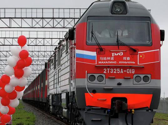 Объем железнодорожных грузоперевозок в Китае вырос в октябре на 10% - Логистика