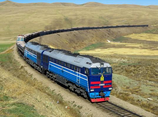 Россия готова принять участие в развитии железнодорожной сети Монголии