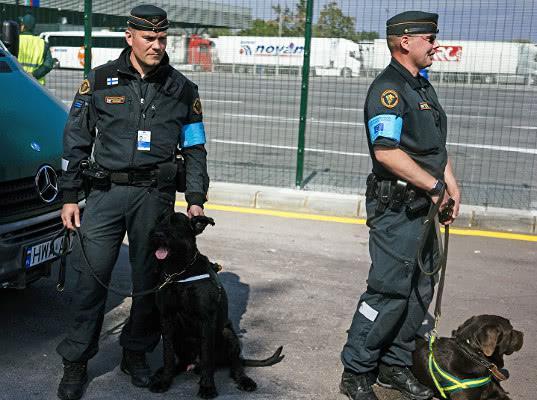 Бомж-наркоторговец прорвался в Финляндию, но до родственников не дошёл