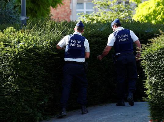 Отставной российский военный спрятал в Брюсселе под лестницей запас взрывчатки, гвоздей и болтов - Экономика и общество