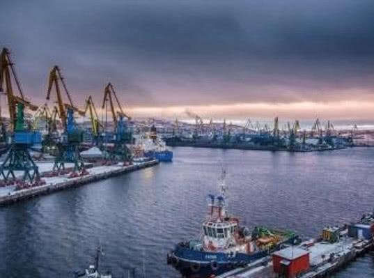 Порты Каспия восполняют потери - Логистика