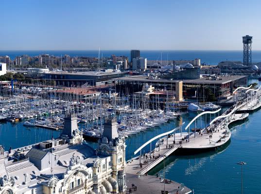 Серверы порта Барселоны подверглись кибератаке