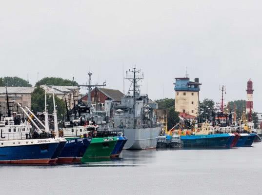 Лиепайский порт готов браться за грузы из РФ, от которых отказались другие - Логистика