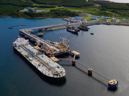 Китай увеличил ввоз российской нефти из нефтеналивного порта Козьмино - Логистика