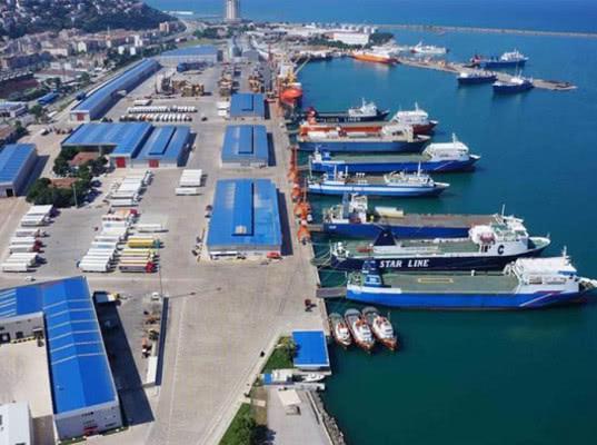 Турция рассматривает вопрос об открытии морской грузовой судоходной линии из порта Самсун в Ростов-на-Дону - Логистика