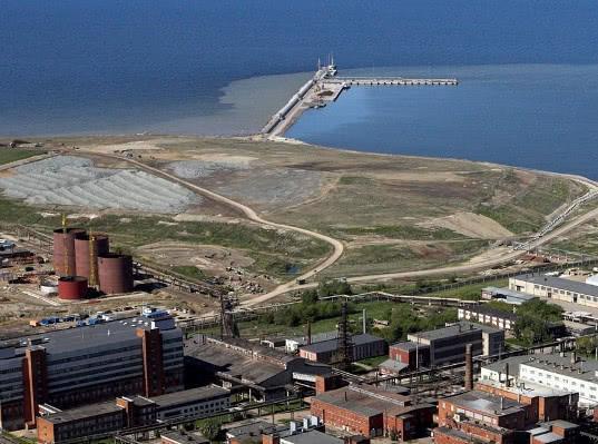 Белоруссия может расширить поставки через порт Силламяэ - Логистика