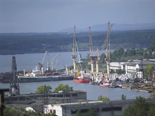 Оператор терминала в морском порту Советская Гавань планирует построить зерновой терминал - Логистика