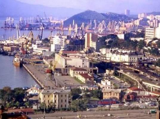 Монголия ищет порт в Приморье - Логистика