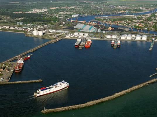 Грузооборот латвийского порта Вентспилс растет за счет российских грузов - Логистика