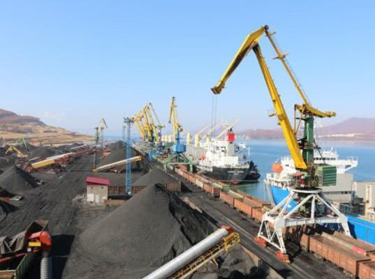 АО «Восточный Порт» отгрузило более 22 млн тонн угля за 11 месяцев 2018 года - Логистика