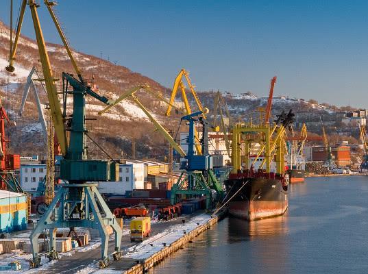 Южные порты набирают обороты - Логистика