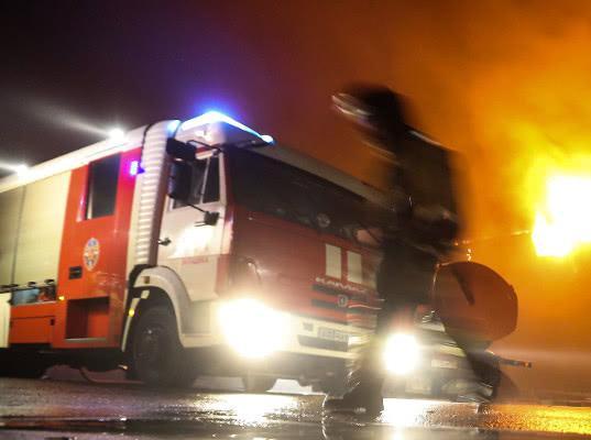 В Подмосковье несколько суток горела свалка, жители задыхались от гари и дыма - Экономика и общество
