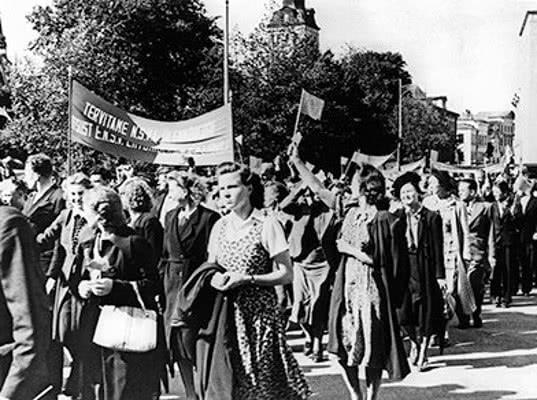 В Латвии предложили считать геноцидом действия СССР против народов на «оккупированных территориях» - Экономика и общество