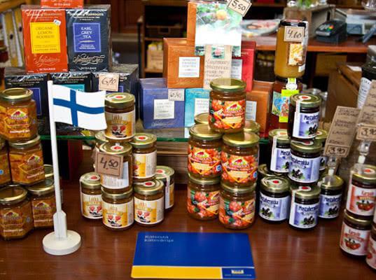 В Петербурге раскритиковали возможный запрет на продукты из Финляндии - Обзор прессы