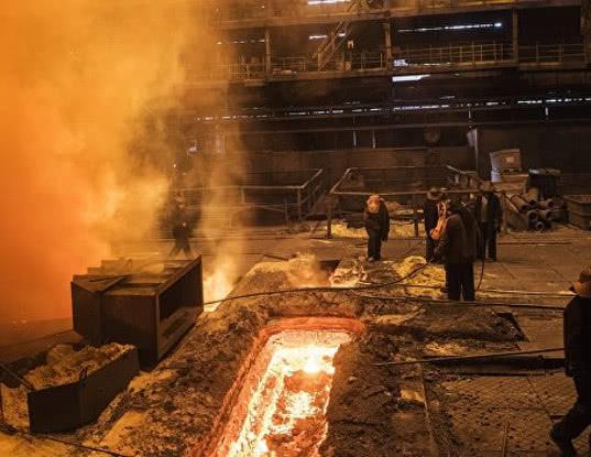 Украина ввела антидемпинговую пошлину на импорт плоского проката из России