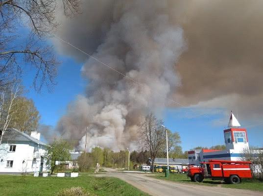 В Удмуртии эвакуируют поселок Пугачево из-за взрывающихся боеприпасов - Экономика и общество