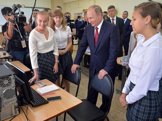 В Казани студентам за посещение встречи с Путиным прибавят балл к оценке на экзамене