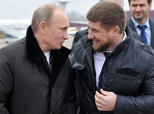 Путин передал «Чеченнефтехимпром» Чечне