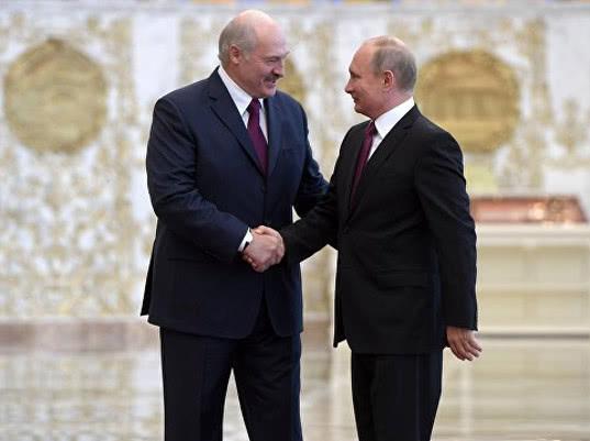 Путин: объем торговли с Белоруссией можно поднять до 50 миллиардов долларов