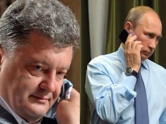 Путин и Порошенко договорились о встрече омбудсменов с политзаключенными двух стран - Экономика и общество