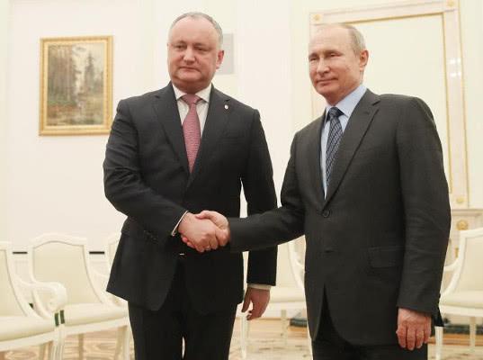 Додон намерен обсудить с Путиным продление беспошлинного режима торговли - Новости таможни