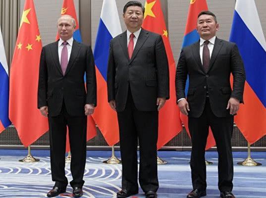Путин оценил объем контейнерных перевозок между Россией, Китаем и Монголией