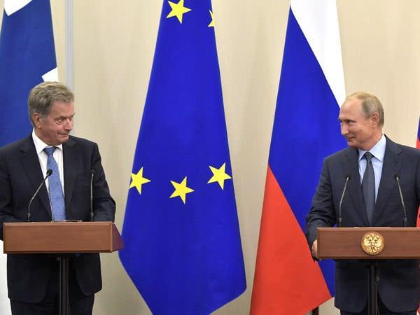 Российско-финская торговля: а был ли рост - Обзор прессы