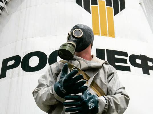 «Роснефть» попросит «пресечь деятельность» Reuters в России
