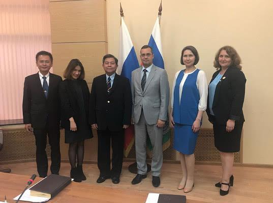 Россельхознадзор и Минсельхоз Таиланда обсудили вопросы поставок российского мяса и таиландской рыбы