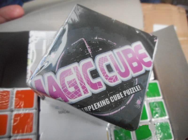 Владивостокская таможня наложила арест на контрафактную головоломку «кубик-Рубика» - Криминал