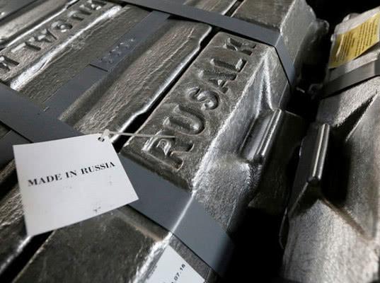 UC Rusal пострадала от торговой войны США и Китая