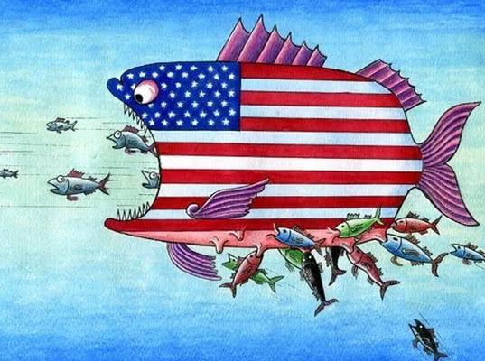 США инициировали торговую войну всех против всех
