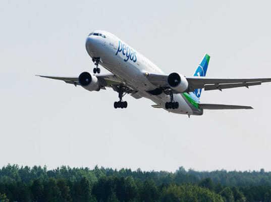 Минтранс пообещал остановить полеты Pegas Fly в Таджикистан - Логистика