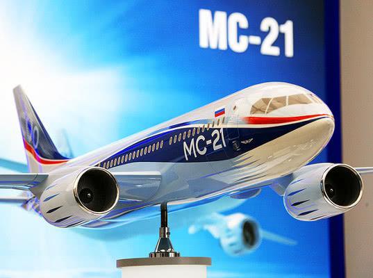 Старт серийного производства МС-21 перенесли из-за отказа США поставить композиты