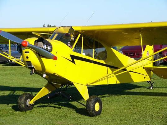 В небе над Нидерландами столкнулись два музейных самолета, погибли двое