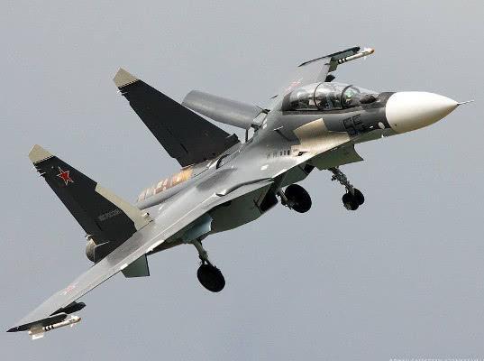 Мьянма купит у России партию истребителей Су-30