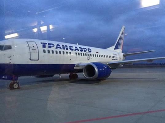 Украина продала арестованный Boeing российской авиакомпании Трансаэро
