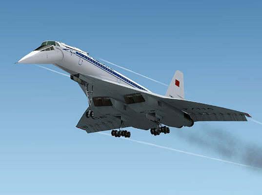 Путин все ещё хочет российский сверхзвуковой пассажирский самолет - Экономика и общество
