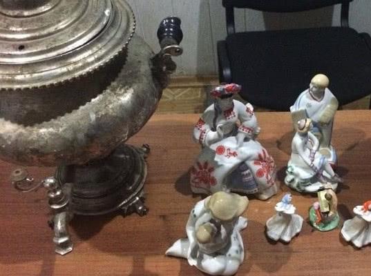 Сотрудники Южной оперативной таможни пресекли попытку контрабандного ввоза культурных ценностей