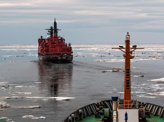 Потепление позволит организовать круглогодичную навигацию на СМП к 2030 году - Логистика