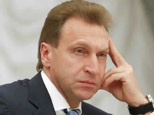Игорь Шувалов по предложению Путина возглавит Внешэкономбанк
